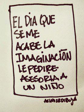 imaginación de los niños