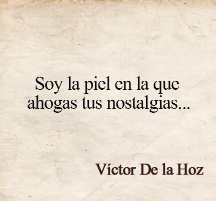 Víctor de la Hoz