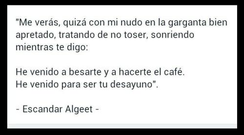 Escandar Algeet
