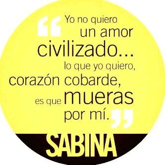 Cita de Joaquín Sabina