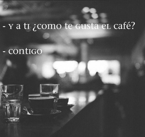 Cafe El Carpe Diem En Su Mejor Verso