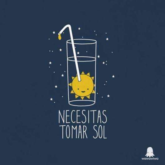 TOMAR EL SOL