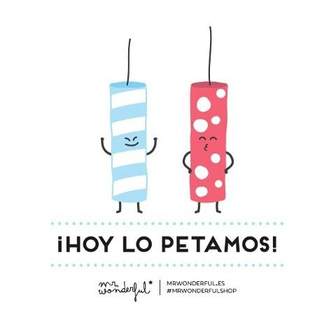 HOY LO PETAMOS