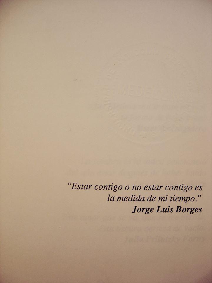 Jorge Luis Borges El Carpe Diem En Su Mejor Verso