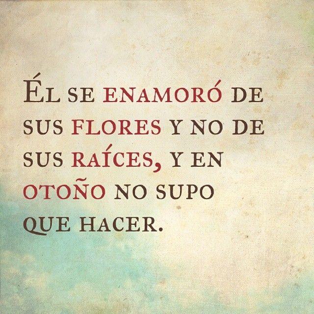 frases de reflexão de amor espanhol