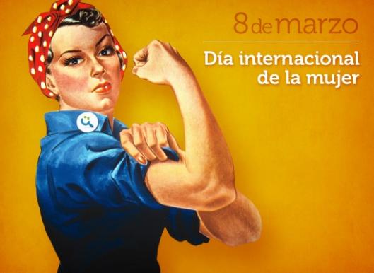 8 de marzo, día de la mujer trabajadora